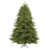 Vickerman 7-ft Pre-Lit Frasier Fir Artificial Christmas Tree with White Incandescent Lights