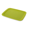 Joseph Joseph Grip Tray 17.874-in x 13.7795-in Green Not Divided Resin Rectangle Serving Tray
