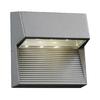 PLC Lighting Faro 6-in H LED Bronze Dark Sky Outdoor Wall Light