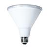 Cascadia Lighting Norm 16-Watt (90W Equivalent) PAR38 Medium Base (E-26) Soft White Dimmable Outdoor LED Flood Light Bulb ENERGY STAR