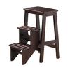 Boraam Industries 3-Step Wood Step Stool