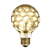 Cascadia Lighting Crystal Collection 12-Pack Crystal Collection 40-Watt G25 Medium Base (E-26) Dimmable Outdoor Incandescent Light Bulbs
