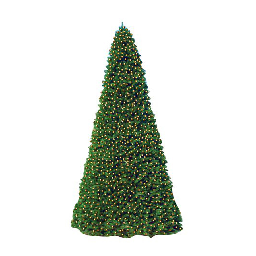 Lowes Pre Lit Christmas Trees
