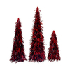 Northlight Allstate 3-Pack Tree Winter Scene Indoor Christmas Decoration