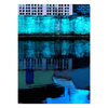Zuo Modern 38-in W x 54-in H Frameless Canvas Reflection Print Wall Art