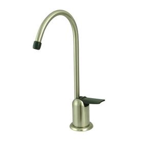 Shop Elements Of Design Brushed Nickel Cold Water