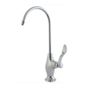 Elements of Design Chrome Cold Water Dispenser with High Arc Spout