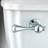 Elements of Design Buckingham Universal Chrome Toilet Handle