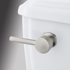 Elements of Design Concord Universal Brushed Nickel Toilet Handle
