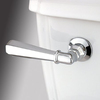 Elements of Design Metropolitan Universal Chrome Toilet Handle
