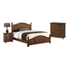 Home Styles Marco Island Refined Cinnamon King Bedroom Set