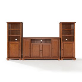 Shop crosley furniture alexandria classic cherry for Zfurniture alexandria