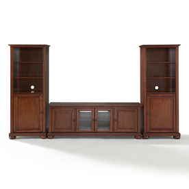 Shop crosley furniture alexandria vintage mahogany for Zfurniture alexandria