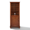 Crosley Furniture Cambridge Classic Cherry Multimedia Storage Unit