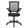 Modway Veer Black Mesh Task Office Chair