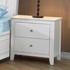 Coaster Fine Furniture Hermosa Beach/Selena White Nightstand