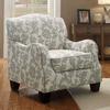 Coaster Fine Furniture Karlee Beige Fleur Accent Chair
