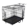 Go Pet Club 3-ft x 2-ft x 2.166-ft Outdoor Dog Kennel Preassembled Kit