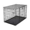 midwest pets 2.604-ft x 1.604-ft x 1.791-ft Outdoor Dog Kennel Preassembled Kit
