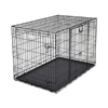 midwest pets 3.104-ft x 1.916-ft x 2.083-ft Outdoor Dog Kennel Preassembled Kit