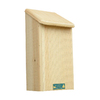 Coveside Conservation 9.5-in W x 19-in H x 7.5-in D Unfinished Pine Wood Bat House