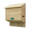 Coveside Conservation 13-in W x 17-in H x 5.5-in D Unfinished Pine Wood Bat House