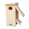 Coveside Conservation 11-in W x 24.25-in H x 15.5-in D Unfinished Pine Bird House