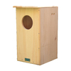 Coveside Conservation 13-in W x 25-in H x 13.25-in D Unfinished Pine Bird House