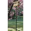 WoodLink 74-In Bird Feeder 3-Piece Mounting Pole Kit