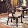 Coaster Fine Furniture 2 Tabitha Dark Cherry Arm Chairs