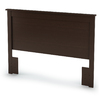 South Shore Furniture Vito Chocolate Full/Queen Headboard
