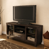South Shore Furniture Adrian Hazy Brown Rectangular Television Stand