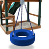 Gorilla Playsets Turbo Blue Tire Swing