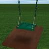 Gorilla Playsets Green Swing