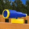 Gorilla Playsets Looney Blue Telescope