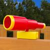Gorilla Playsets Looney Red Telescope