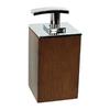 Nameeks Cubico Brown Soap/Lotion Dispenser