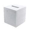 Nameeks Quadrotto White Plastic Tissue Holder