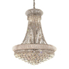 Elegant Lighting Primo 14-Light Chrome Crystal Chandelier