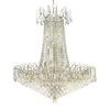 Elegant Lighting Victoria 16-Light Chrome Crystal Chandelier