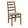 Stakmore Set of 2 Cherry Side Chairs