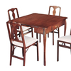 Stakmore Cherry Rectangular Extending Dining Table