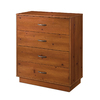 South Shore Furniture Logik Sunny Pine Standard Chest