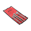 K Tool International Panel Cutter, Cold Chisel, Hammer Bit and Scraper Set