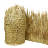 Backyard X-Scapes 57-ft x 2.5-ft Natural Mexican Palm Thatch Panel