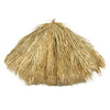 Backyard X-Scapes 9-ft x 9-ft Natural Mexican Palm Thatch Panel