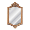 Hickory Manor House 18Th Century 25-in x 42-in Gold Leaf Beveled Rectangle Framed Wall Mirror