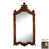 Hickory Manor House Royal 28-in x 52-in Verona Rectangle Framed Wall Mirror