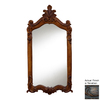 Hickory Manor House Royal 28-in x 52-in Venetian Polished Rectangle Framed Wall Mirror