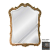 Hickory Manor House Phillippe 30.25-in x 41-in Venetian Beveled Arch Framed Wall Mirror